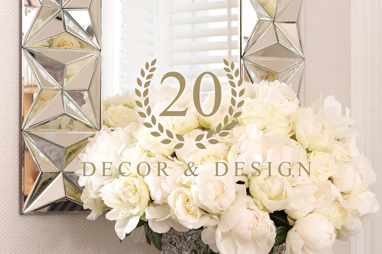 Decor & Design München, 20 Jahre Jubiläum