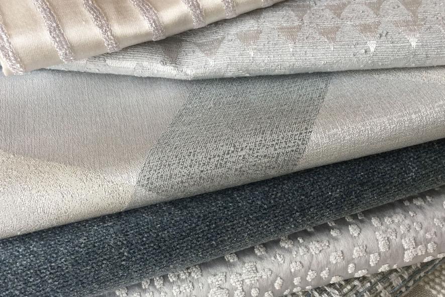 Decor & Design Vorhangstoffe, Möbelstoffe, Designerstoffe