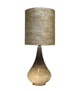 Lampen mit Korktapete